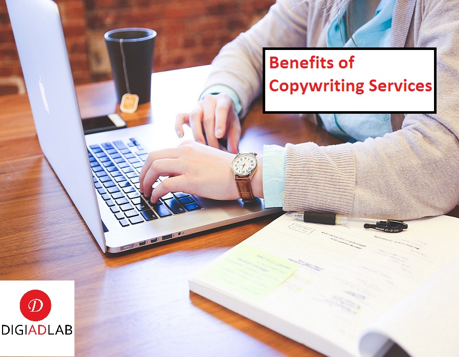 Benefits of copywriting services