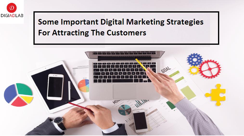 Strategies of Digital marketing