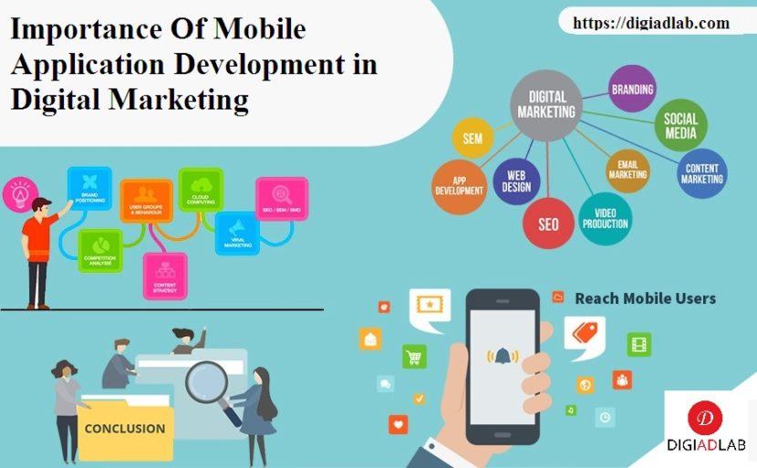 Importance of Mobile Application Development in Digital Marketing