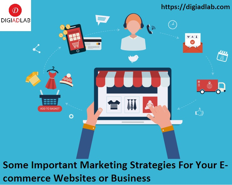 Marketing strategies for your e-commerce