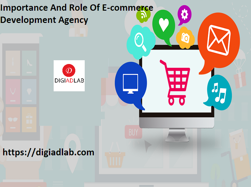 E-commerce Development Agency