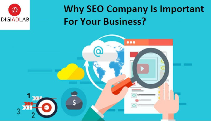 Why seo company is important for your bsuiness?