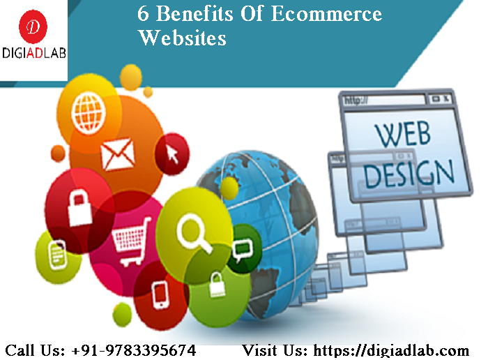 Benefits of ecommerce websites