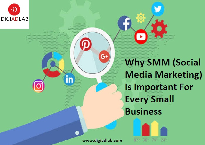 Why SMM (social media marketing) is important for every small business