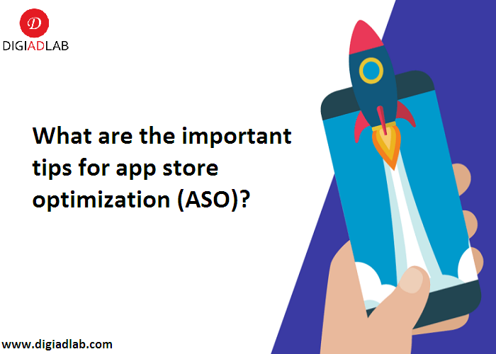 What are the important tips for app store optimization (ASO)?