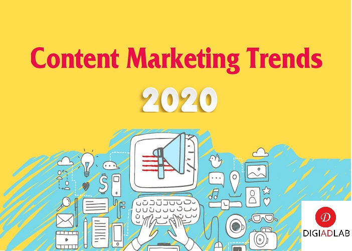 The top 5 trends of content marketing that you need to know for 2020